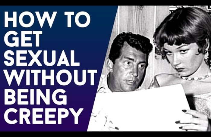How To Be Sexual With Women Without Being Creepy