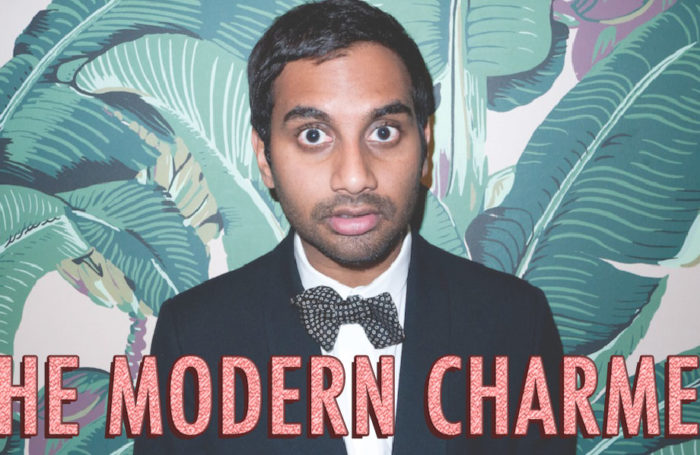 Aziz Ansari is The Modern Charmer