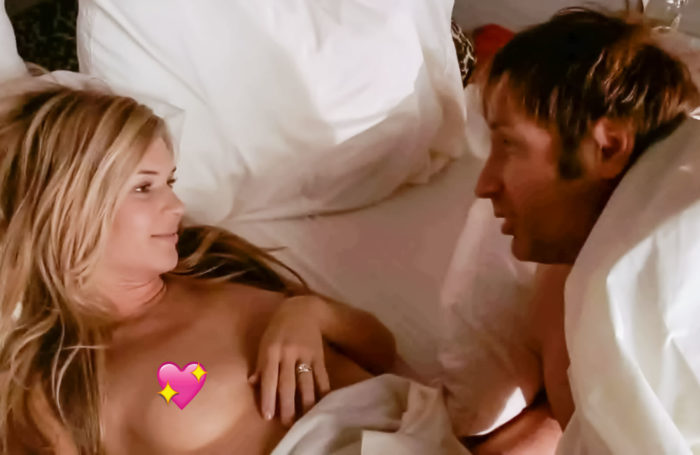 Hank Moody: The Anti-Pickup Artist (+SEX SCENES)